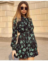 Šaty - kód 6555 - 3 - viacfarebné
