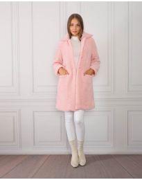 Kabát - kód 1615 - 2 - ružová