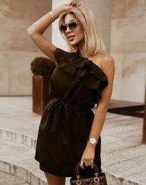 Šaty - kód 7100 - čierná