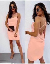 Šaty - kód 672 - ružová