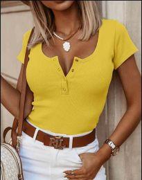 Tričko - kód 3233 - žltá