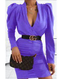 Šaty - kód 953 - fialová
