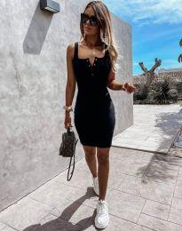 Šaty - kód 9458 - čierná