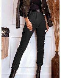 Nohavice - kód 4842 - čierná