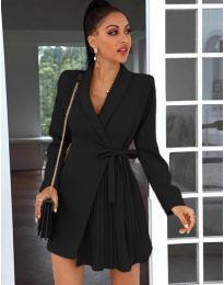 Šaty - kód 0333 - čierná
