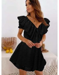 Šaty - kód 519 - čierná