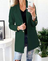 Kabát - kód 4679 - olivovo zelená