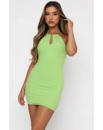 Šaty - kód 11936 - zelená