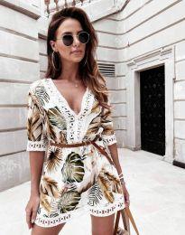 Šaty - kód 8306 - viacfarebné