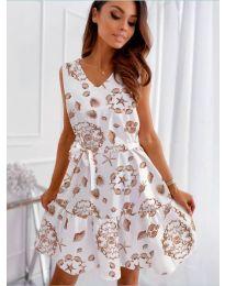 Šaty - kód 346 - biela