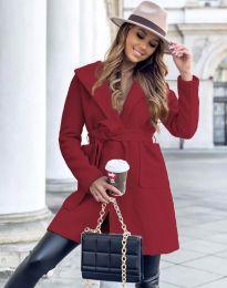 Kabát - kód 4973 - červená