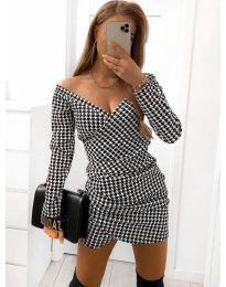 Šaty - kód 1627  - 1 - viacfarebné