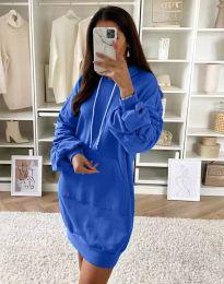 Šaty - kód 2949 - modrá