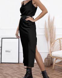 Šaty - kód 6231 - čierná