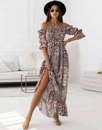 Šaty - kód 6319 - 6 - farebná