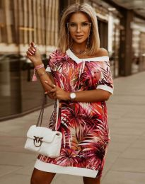 Šaty - kód 3492 - farebná
