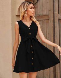 Šaty - kód 8188 - čierná