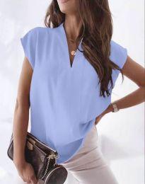 Tričko - kód 1745 - modrý