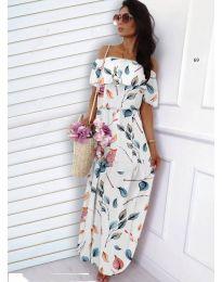 Šaty - kód 354 - biela