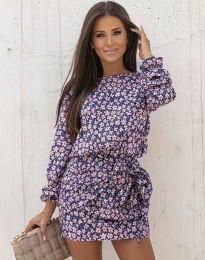 Šaty - kód 0361 - viacfarebné