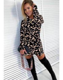 Šaty - kód 9790 - 4 - viacfarebné