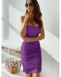 Šaty - kód 603 - fialová