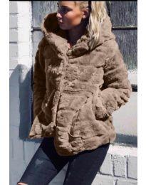 Kabát - kód 9202 - cappuccino