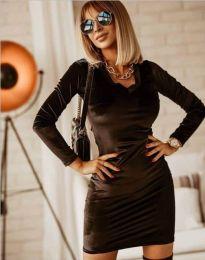 Šaty - kód 4161 - 1 - čierná