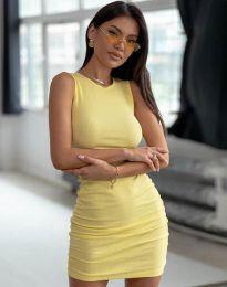 Šaty - kód 11795 - žltá