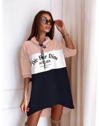 Šaty - kód 9090-5 - farebná