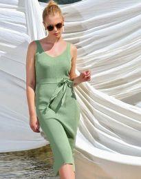 Šaty - kód 2721 - zelená
