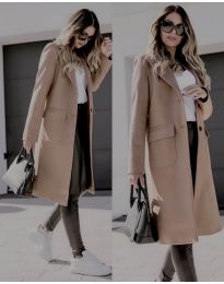 Kabát - kód 3435 - cappuccino