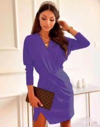 Šaty - kód 2058 - fialová
