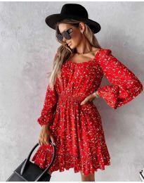Šaty - kód 2940 - viacfarebné