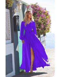 Šaty - kód 8477 - fialová
