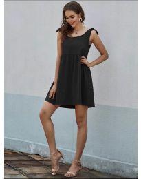 Šaty - kód 2255 - čierná