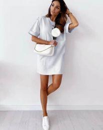 Šaty - kód 2231 - biela