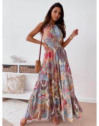 Šaty - kód 2675 - viacfarebné