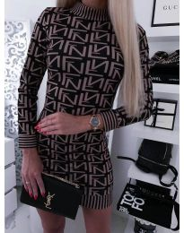 Šaty - kód 3292 - 4 - viacfarebné