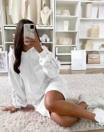 Šaty - kód 2949 - biela