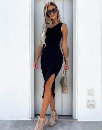 Šaty - kód 0234 - čierná