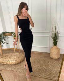 Šaty - kód 1272 - čierná