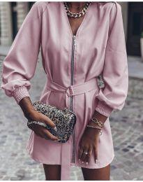 Šaty - kód 820 - ružová