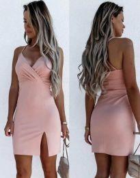 Šaty - kód 8979 - svetlo ružová