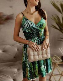 Šaty - kód 2581 - viacfarebné