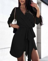 Šaty - kód 2879 - čierná