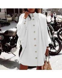Šaty - kód 0899 - biela