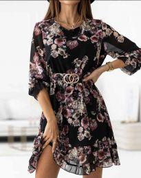 Šaty - kód 0946 - viacfarebné