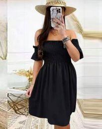 Šaty - kód 1409 - čierná