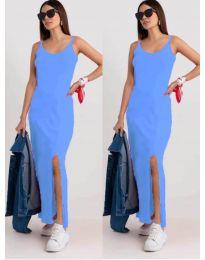Šaty - kód 3000 - modrý